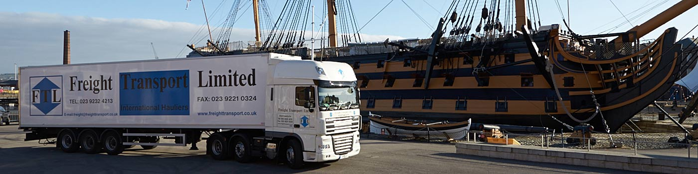 Road Haulage Europe and drinks logistics