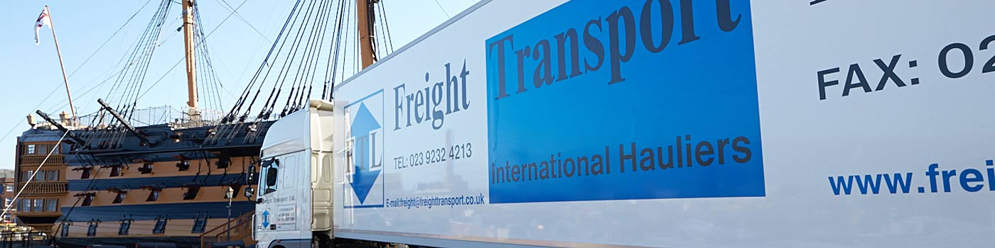 About Freight Transport Ltd