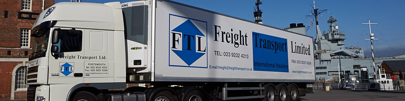 Road Haulage distribution services across UK